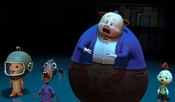 Chicken Little - Amici per le penne, film d'animazione del 2005
