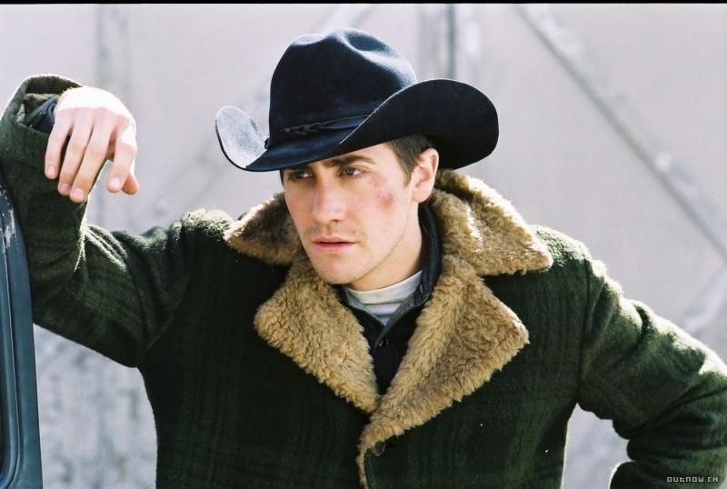 Jake Gyllenhaal in Brokeback Mountain