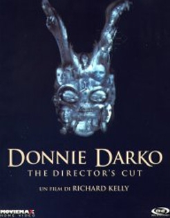 La copertina DVD di Donnie Darko - The Director's Cut