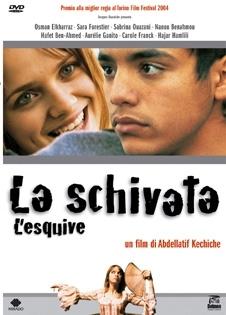 La copertina DVD di La schivata