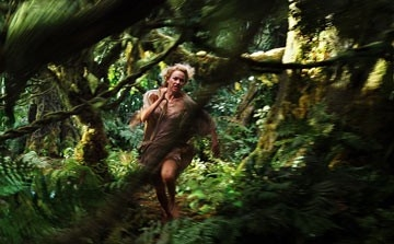 Naomi Watts in una scena di King Kong