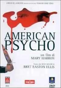La copertina DVD di American Psycho