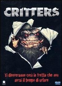 La copertina DVD di Critters - Box