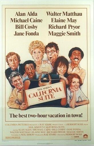 La locandina di California Suite