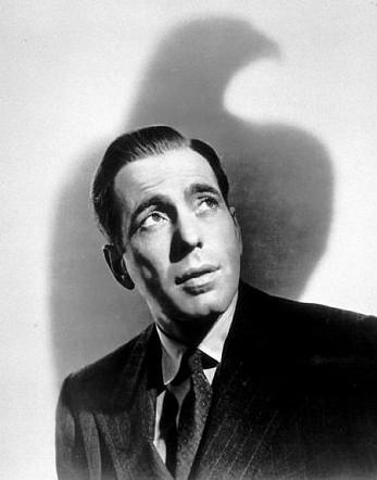 Humphrey Bogart ne Il mistero del falco