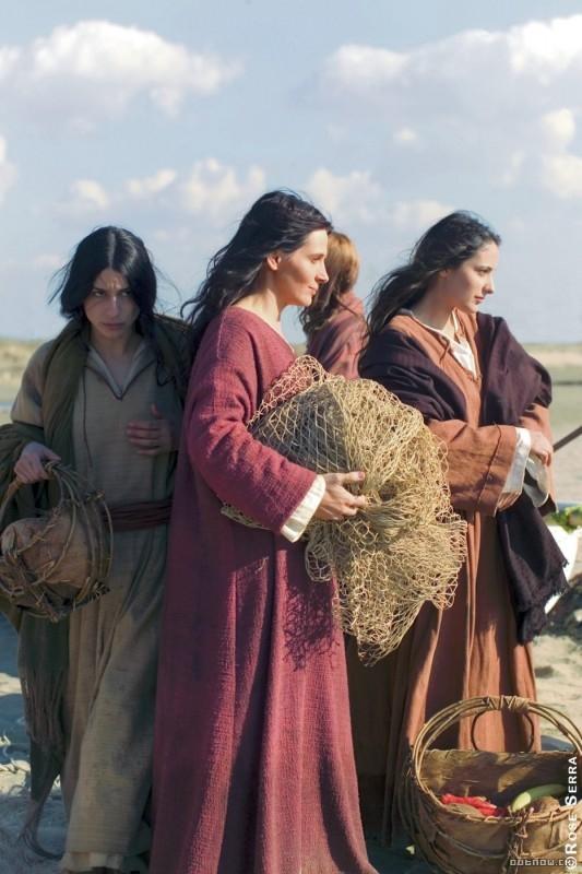 Juliette Binoche in una scena di Mary