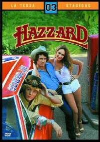 La copertina DVD di Hazzard - Terza stagione