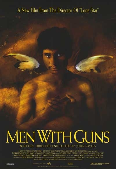 La locandina di Angeli armati