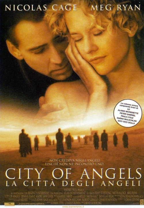La locandina di City of Angels - La città degli angeli