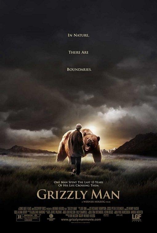 La locandina di Grizzly Man