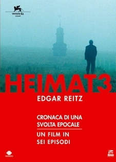 La copertina DVD di Heimat 3 - Cronaca di una svolta epocale