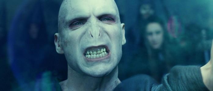 Ralph Fiennes è Voldemort in Harry Potter e il Calice di fuoco