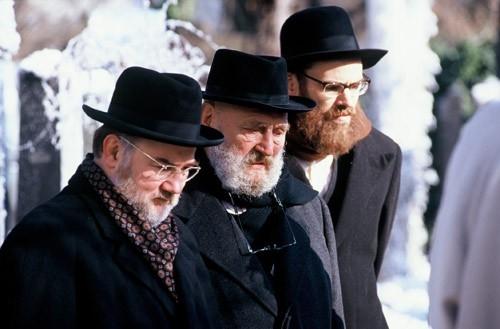 UNa scena di Zucker! ...come diventare ebreo in 7 giorni