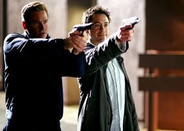 Val Kilmer e Robert Downey Jr. in Kiss Kiss Bang Bang