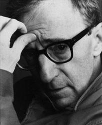 un intenso ritratto di Woody Allen