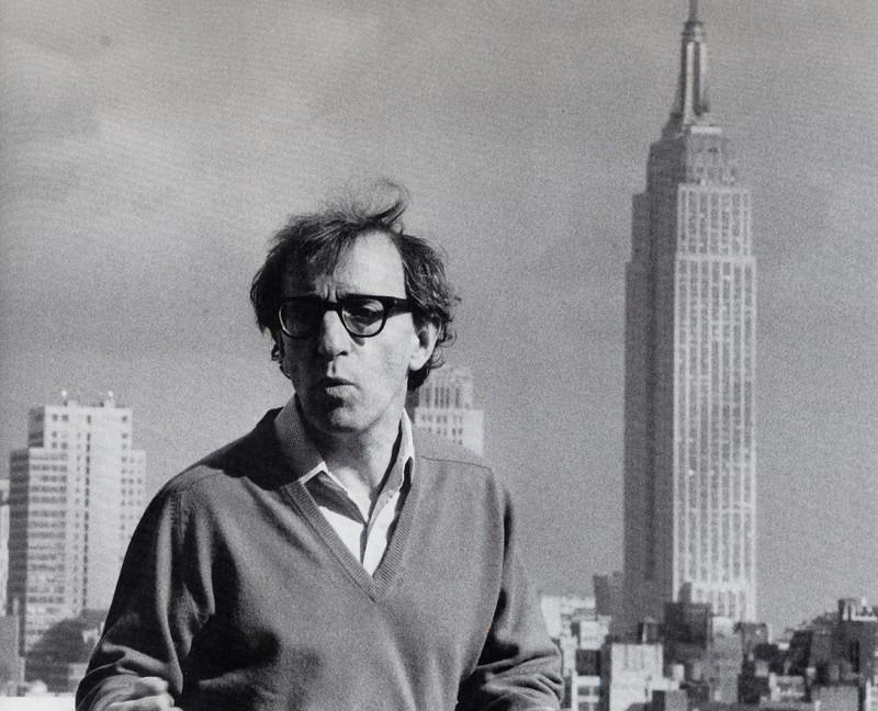 Woody Allen, autore di Manhattan e Vicky Cristina Barcelona