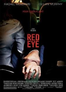 La copertina DVD di Red Eye