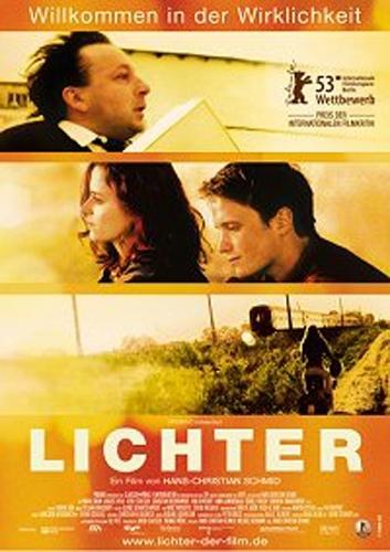 La locandina di Lichter