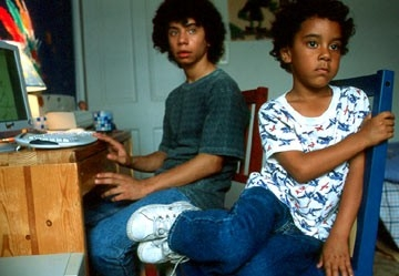 Miles Thompson e Brandon Ratcliff in Me and You and Everyone We Know