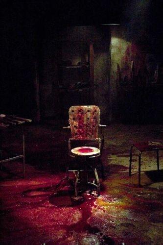 Una scena del film Hostel