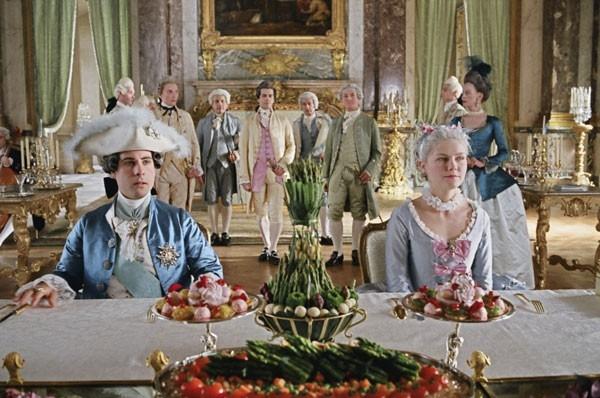 Kirsten Dunst e Jason Schwartzman in Marie-Antoinette