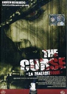 La copertina DVD di The Curse - La Maledizione