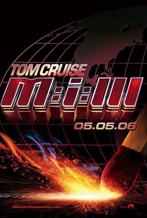 La locandina di Mission: Impossible III