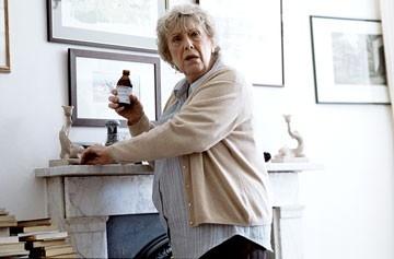 Margaret Tyzack in Match Point