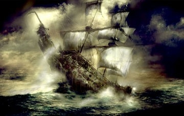 Concept - art per Pirates of the Caribbean: Dead Man's Chest