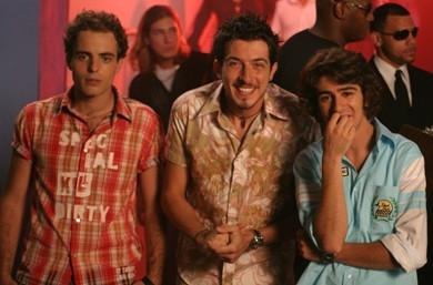 Francesco Mandelli, Paolo Ruffini e Giuseppe Sanfelice in Natale a Miami