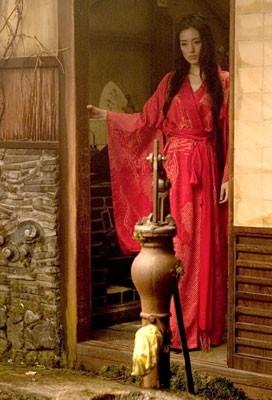 Gong Li in Memorie di una Geisha