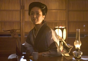 Kaori Momoi in Memorie di una Geisha