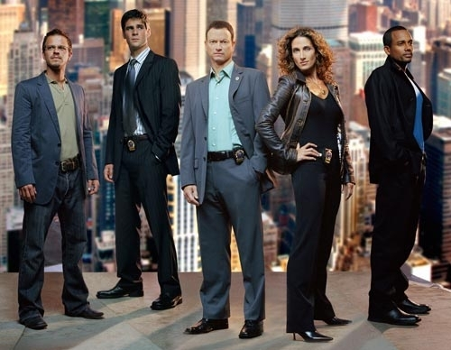 La locandina di CSI : New York