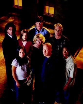La locandina di Smallville