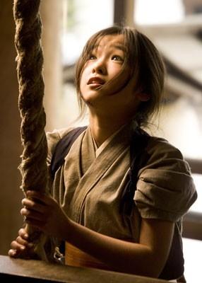 Suzuka Ohgo in Memorie di una geisha