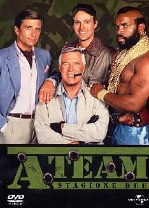 La copertina DVD di A-Team - Stagione 2