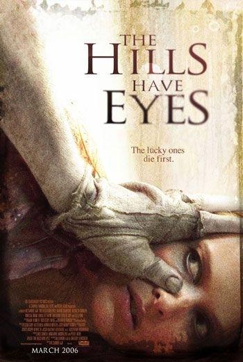 Una locandina di The Hills Have Eyes