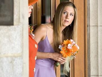 Jennifer Aniston nella commedia Vizi di famiglia - Rumor Has It