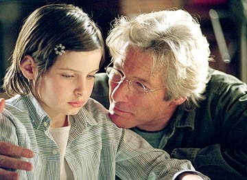 Richard Gere e Flora Cross in Parole d'amore
