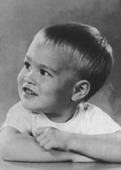 Il piccolo Brandon Lee