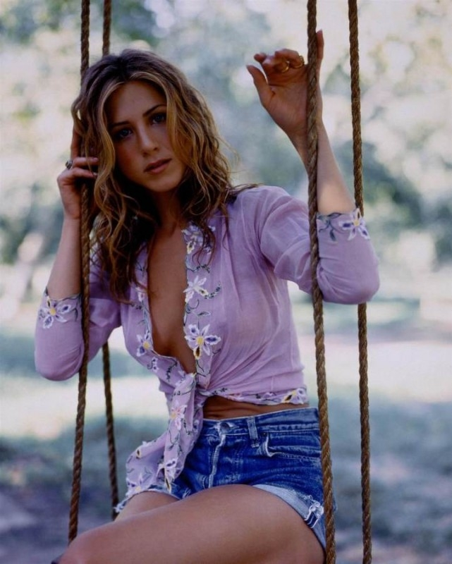 Jennifer Aniston in una foto