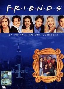 La copertina DVD di Friends - Stagione 1