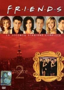 La copertina DVD di Friends - Stagione 2