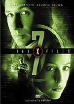 La copertina DVD di X-Files - Stagione 7 Edizione Restage Amaray