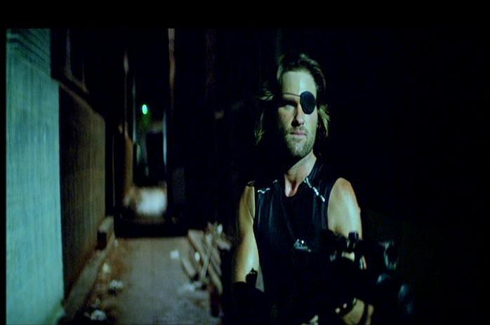 Kurt Russell in una immagine di 1997: FUGA DA NEW YORK