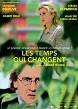 La copertina DVD di I tempi che cambiano