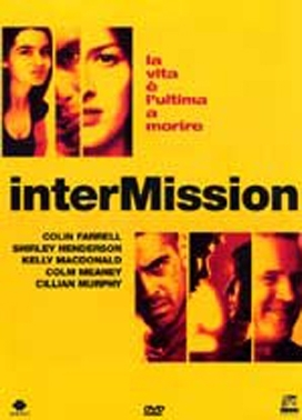 La copertina DVD di Intermission