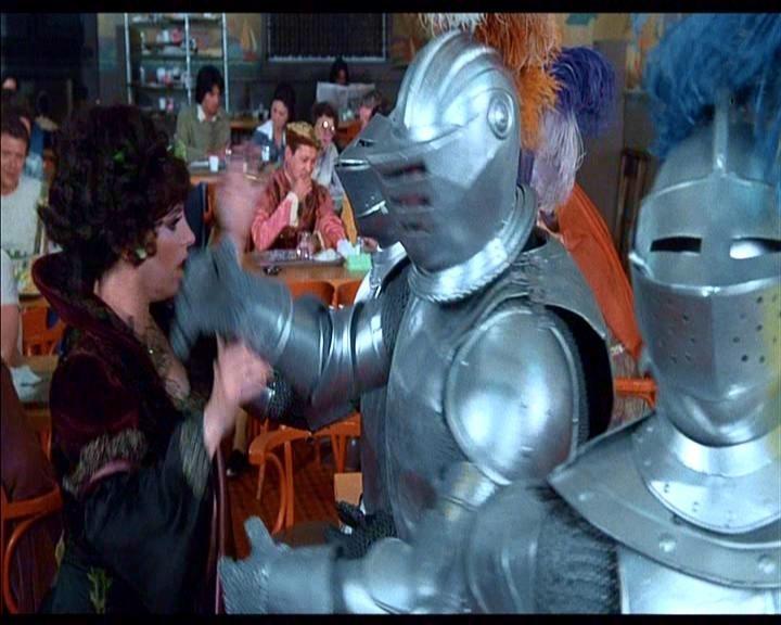 Liza Minnelli in una scena de L'ULTIMA FOLLIA DI MEL BROOKS