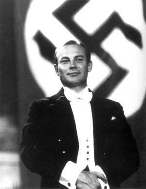 """Brandauer in """"mephisto"""" di Istvàn Szabò"""