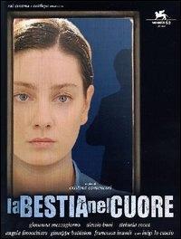 La copertina DVD di La bestia nel cuore